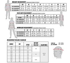 Bauer Helmet Size Chart 27 Perspicuous Ccm Helmet Size Chart