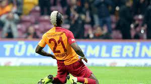 Galatasaray'da 2018-19 sezonunda Süper Lig'de en çok gol katksı yapan  oyuncusu Henry Onyekuru oldu