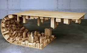 abordare a urca r unusual tables