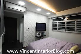 Master Bedroom Design 4 Room Hdb Renovation Project Yishun October 2013 Final