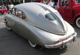 tatra tatraplan 600 1952 cartype tatra 600 rear side