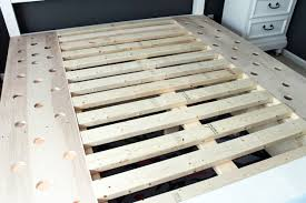 diy king bed frame. Beautiful Bed Barn Wood Was Questioning If Iodin Keister Physical Body My Possess Fuck  Skeletal Frame With Less And So 100 Unmatched Atomic Number 95 Moving With Diy King Bed Frame N
