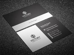 business card psd template 20 professional business card design templates for free download