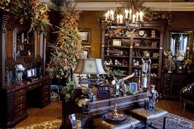 home office world. Old World Home Office - Holiday I