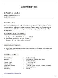 Importance Of A Resume Sample Resume Word Doc Importance Of A Resume