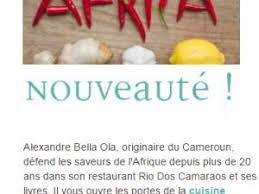 Yummy Therapy Atelier De Cuisine Africaine Avec Latelier Des Sens