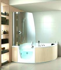 extra deep freestanding soaking tub with shower combination combo compact units nice corner and sizes cast iron deep soaking tub