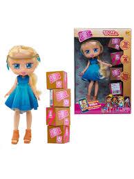 <b>Кукла Boxy Girls</b> Willa 20 см. с аксессуарами 1Toy 6717444 в ...