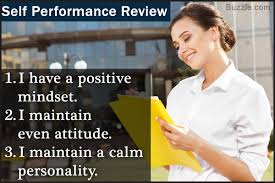 Self Performance Review Phrases That Would Help You Improve