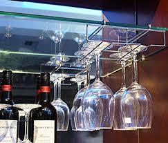 under cabinet wine glass rack. Fine Under Mkono Under Cabinet Wine Glass Stemware Rack Holder Wire Hanging  The Shelf Mug  Great Bartender On