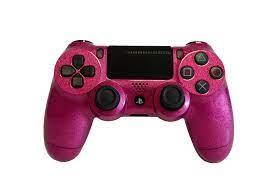 PS4 Controller | Dualshock 4 V2 | Custom | Pink Glitter ▷www.yourcolor.de