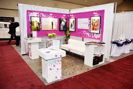 the homestead ten reasons to attend a bridal show Wedding Expo Images bridal show booth 1 wedding expo images