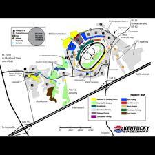 Atlanta Motor Speedway Seating Chart Rows Maps Fan Info Kentucky Speedway