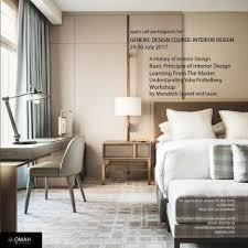 OMAH LIBRARY INTERIOR DESIGN COURSE WORKSHOP OMAH Course Impressive Master Degree In Interior Design Property