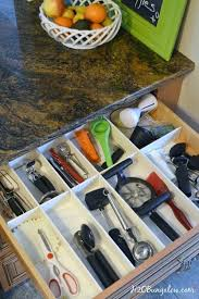 kitchen drawer organizer ideas s s diagonal kitchen drawer organizer diy