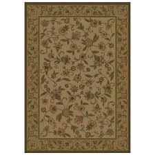 shaw living alice rectangular indoor woven area rug common 5 x 8 actual