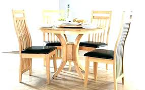 dining tables and chair sets wooden table and chair set wood table with black chairs round