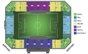 Whitecaps Empire Field Seating Plan Revealed Aftn