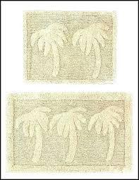palm tree rug set area rugs best of bath palm tree rugs