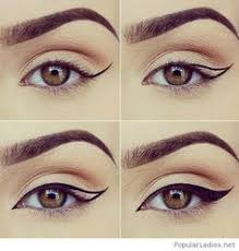simple cat eye tutorial step by step inspire
