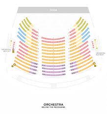 Seating Chart Minnesota Opera