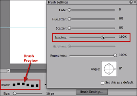 How can i draw a dashed/dotted line with an arrowhead on it? Solid Dashed Dotted Lines In Photoshop Elements