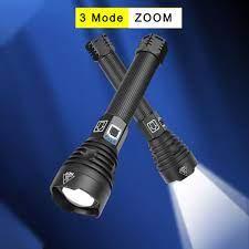 Siêu XHP90.3 Mạnh Đèn Pin Led Sạc 18650 Kèm Đèn Pin Xhp90 Đèn Led Usb Đèn  Pin Cree Xhp70 Led Lồng Đèn / portable chiếu sáng