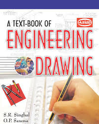 a text book of engineering drawing
