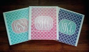 free monogram binder cover templates love this site that gives for custom monogrammed cool ideas diy my cute binder covers good cover ideas cool diy