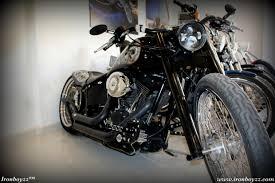 custom bikes harley davidson for sale in spain by ironboyzz