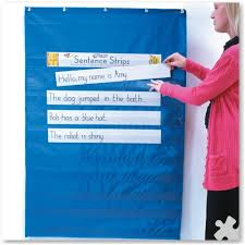 Extra Wide Pocket Chart All Products Schools Direct Supplies School Supplies