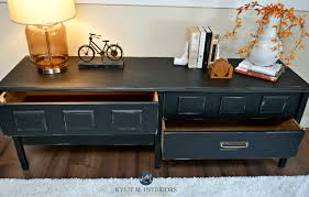 How to Distress Painted Wood Furniture or Cabinets