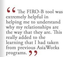 Firo B Asiaworks Training