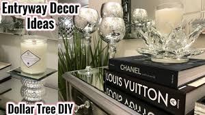 glam mirror entryway decor ideas dollar tree diy home decor