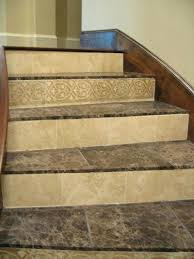 vinyl tile stairs vinyl tile stairs tiled staircase google search home ideas tiled