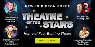 pigeon forge shows dinner theaters