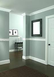 dining room paint ideas with chair rail two tone bedroom painting molding divides benjamin moore rai large size of living room contemporary
