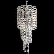 spiral 310 chrome chandelier crpspi08310ch