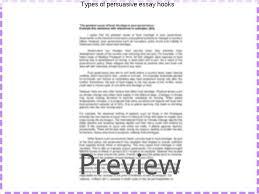 types of persuasive essay hooks custom paper writing service types of persuasive essay hooks browse and types of hooks for persuasive essays types