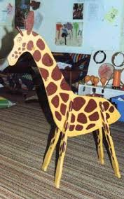 Giraffe Coat Rack Gordon's Projects 59
