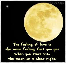 Beautiful Full Moon Quotes