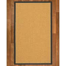 latex backed rugs natural area rugs natural marine border sisal non slip latex backed area rug
