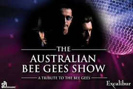 The Australian Bee Gees Tribute Show At The Excalibur Hotel And Casino
