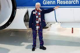 82-Year-Old Woman Joining Jeff Bezos ...