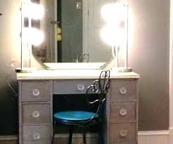 Dressing table lighting ideas Bedroom Vanity Bigskysearchinfo Vanity Desk With Mirror And Lights Makeup Mirror Lighting Vanity