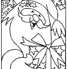 Christmas Coloring Pages Printable Crayola 18 Present Coloring Page