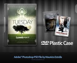 Dvd Plastic Case Psd File Create Custom Movie Folder