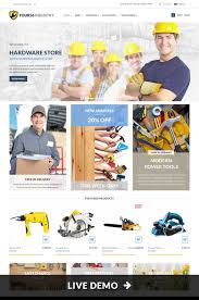 Construction Website Templates Mesmerizing Top 28 Construction Website Templates