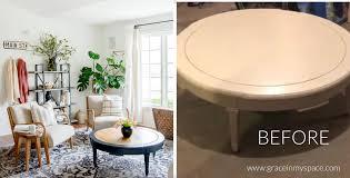 diy furniture restoration coffee