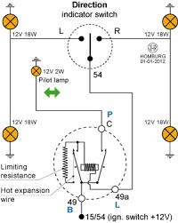 technische website nsu motor hans homburg hot wire flasher unit Electronic Flasher Wiring Diagram the electronic flasher 2 Prong Flasher Wiring-Diagram